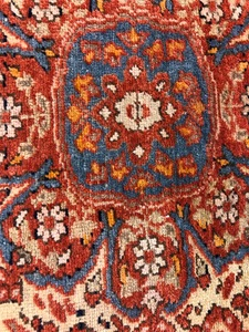 Ferraghan carpet, early 20th c.