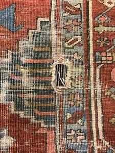 Serapi carpet, ca. 1900