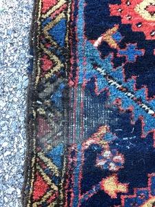 Heriz carpet, ca. 1940