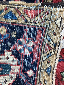 Heriz carpet, ca. 1940