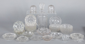 Colorless glass