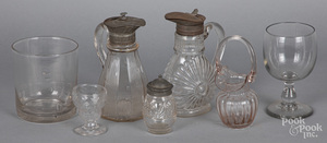 Early colorless glass