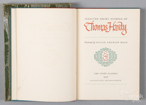 Hardy, Thomas Selected Short Stories