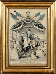 N. Currier lithograph