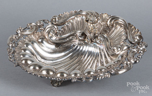 Italian sterling silver centerpiece bowl