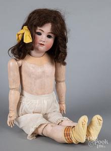 Heinrich Handwerk Simon & Halbig bisque head doll
