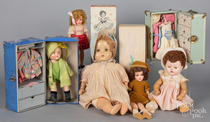 Miscellaneous dolls