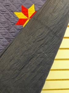 Pennsylvania pieced quilt