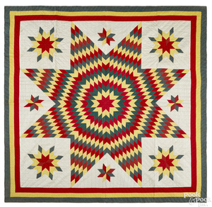 Bethlehem Star quilt