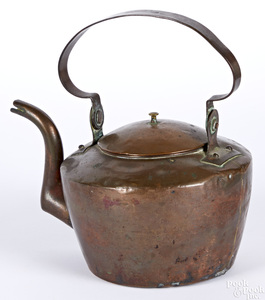 Lancaster, Pennsylvania copper kettle