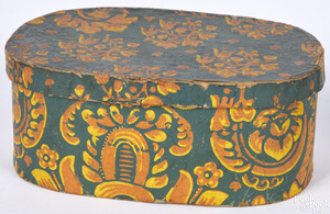 Pennsylvania wallpaper dresser box