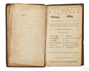 The Writings of Thomas Paine
