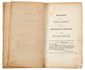 A Hand Book for Infantry, 1813