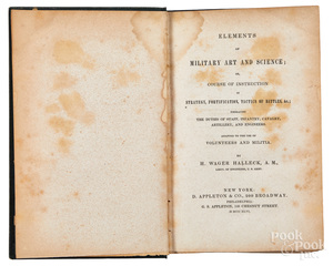 Elements of Military Art and Science, 1846