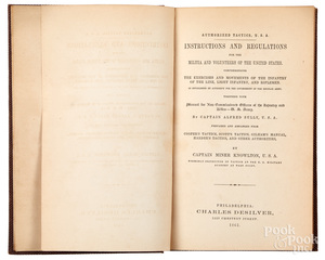 Regulations for the Militia and Volunteers, 1861