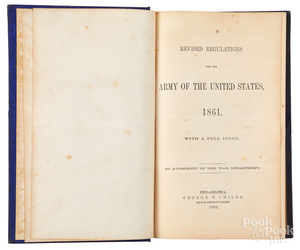 Revised U. S. Army Regulations, 1861