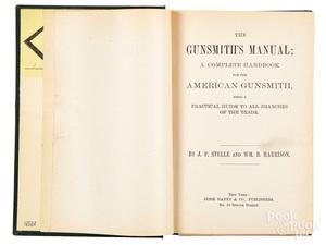 The Gunsmith's Manual; A Complete Handbook, 1883