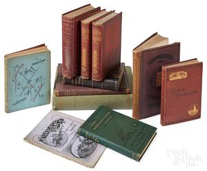 Ten sporting books to include Canoe Handling