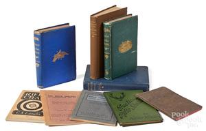 Nine gun related books