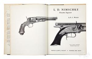 L. D. Nimschke Firearms Engraver, R. Wilson, 1965