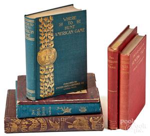 Six sporting books