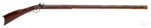 Pennsylvania full stock flintlock rifle