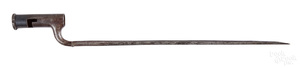 Makin British Brown Bess 1839 Sea Service bayonet
