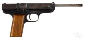 German Hubertus air pistol