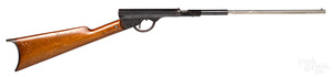 H.M. Quackenbush air rifle