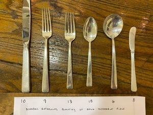 Towle sterling silver flatware service