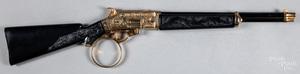 Hubley The Rifleman Flip Special cap gun rifle