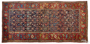 Bidjar long rug, early 20th c.