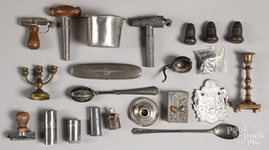 Metalware accessories