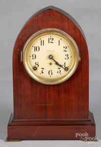 Seth Thomas mahogany mantel clock