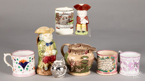 Group of Staffordshire