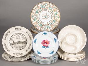 Miscellaneous porcelain