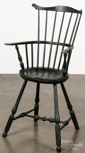 R.C. Stough III Windsor highchair.