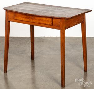 Pennsylvania pine work table, 19th c.
