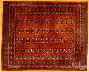 Bohkara carpet, 10' x 8'4