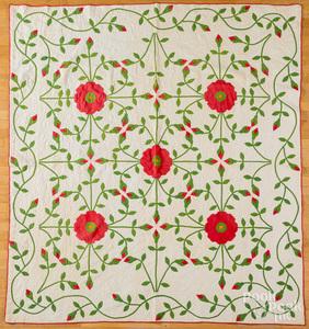 Whig Rose quilt