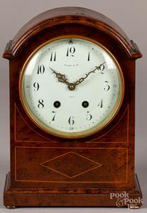 French Vincenti mantel clock