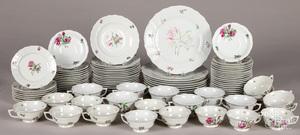 Herend porcelain dinner service