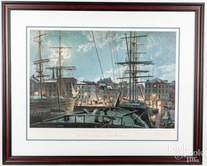 John Stobart signed print