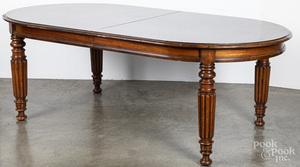 Ralph Lauren mahogany dining table
