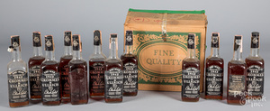 Case of estate bourbon