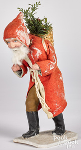 German composition Father Christmas Santa Claus