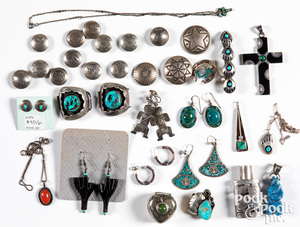 Native American Indian & Mexican jewelry