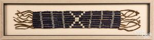 Native American Indian Wampum belt