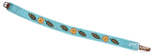 Sioux Indian beaded belt
