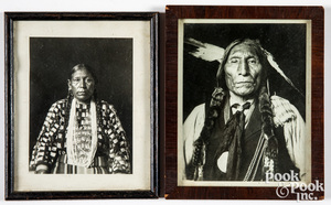 Pair of Delancey Gill photographs